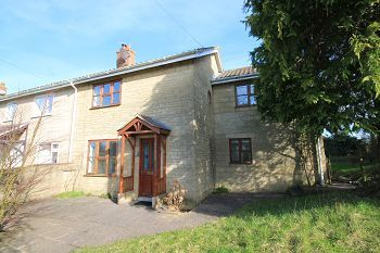 Thumbnail 3 bed end terrace house to rent in High Meadows, Upton Scudamore, Nr Warminster, Wiltshire
