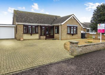 Thumbnail 2 bedroom detached bungalow for sale in Collingwood Road, Hunstanton