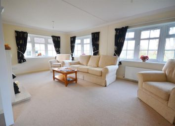 Thumbnail 2 bed mobile/park home for sale in Capel Dewi Road, Llangunnor, Carmarthen