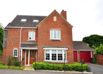 Thumbnail 6 bedroom detached house for sale in Causton Road, Beggarwood, Basingstoke