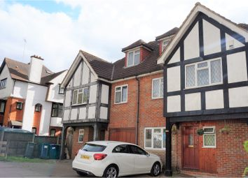 Thumbnail 2 bed flat for sale in North End Road, London