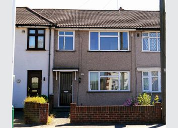 Thumbnail 3 bed terraced house for sale in South End Road, Hornchurch