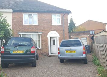 Thumbnail 3 bedroom semi-detached house for sale in St. Bernards Avenue, Belgrave, Leicester