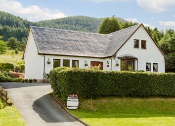 Thumbnail 5 bed country house for sale in Faskally, Pitlochry