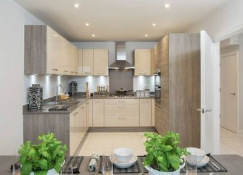 """Thumbnail 4 bedroom detached house for sale in """"The Carlton"""" at Bury Water Lane, Newport, Saffron Walden"""