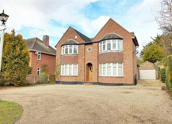 Thumbnail 4 bed detached house for sale in High Wych Road, High Wych, Sawbridgeworth, Hertfordshire