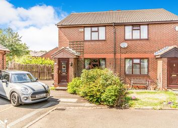 Thumbnail 2 bed semi-detached house for sale in Ivanhoe Court, Bolton