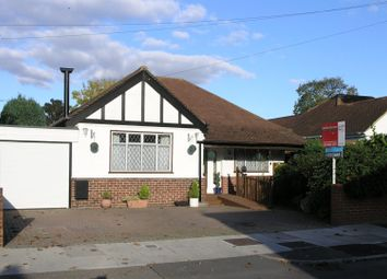 Thumbnail 3 bed bungalow for sale in Lyndhurst Avenue, Whitton, Twickenham