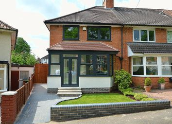 Thumbnail 3 bed property for sale in Haunch Lane, Kings Heath, Birmingham.