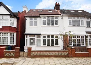 Thumbnail 3 bed flat for sale in Lorne Road, Harrow
