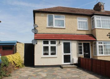 Thumbnail 2 bed end terrace house for sale in The Loning, Enfield
