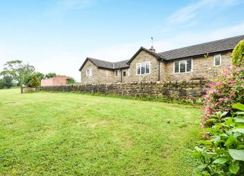 Thumbnail 4 bed bungalow for sale in Badgers Holt, Hunger Hill, Ashover, Chesterfield, Derbyshire