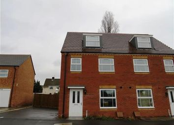 Thumbnail 3 bed semi-detached house to rent in Northumberland Way, Walsall