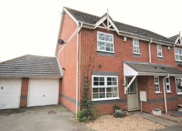 Thumbnail 3 bed semi-detached house for sale in Hazel Drive, Brandon Groves, South Ockendon