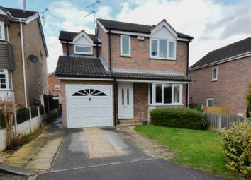 Thumbnail 3 bed detached house for sale in Mill Meadow Gardens, Sothall, Sheffield