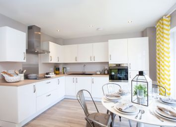 "Thumbnail 4 bedroom semi-detached house for sale in ""The Marston"" at Cirencester Road, Fairford"