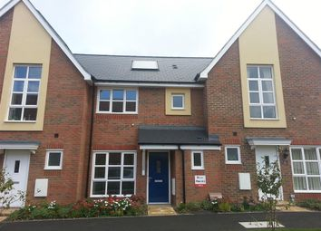Thumbnail 3 bed property to rent in Fuggle Drive, Aylesbury