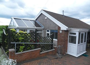 Thumbnail 2 bed detached bungalow to rent in Bro Dedwydd, Dunvant, Swansea