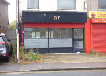 Thumbnail Retail premises for sale in Milton Road, Swanscombe, Kent