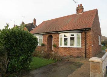 Thumbnail 2 bedroom detached bungalow to rent in Spencers Mead, Driffield