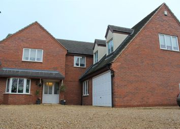 Thumbnail 5 bed detached house for sale in Station Road, Morton, Bourne
