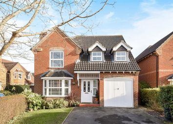 Thumbnail 4 bed detached house for sale in St. Cleeve Way, Ferndown