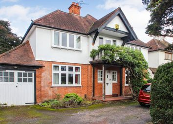 Thumbnail 4 bed detached house for sale in Portsmouth Road, Thames Ditton