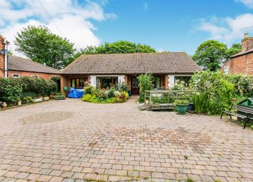 4 bed detached bungalow for sale in Wainfleet Bank, Wainfleet, Skegness PE24