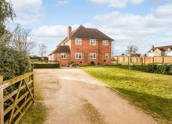 Thumbnail 4 bed detached house for sale in Sutton Lane, Sutton, Witney