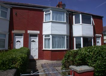 Thumbnail 2 bedroom terraced house to rent in June Avenue, Blackpool