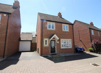 Thumbnail 3 bed detached house for sale in Dyrham Court, Swindon