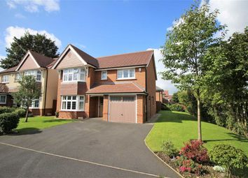 Thumbnail 4 bed detached house for sale in Claytongate Drive, Penwortham, Preston