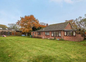 Thumbnail 3 bed detached bungalow to rent in Lower End, Marsworth, Tring