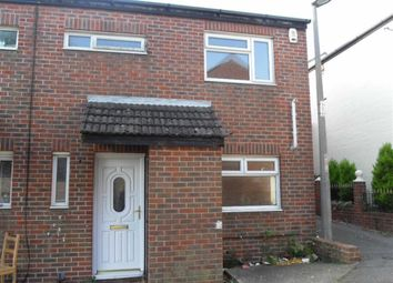 Thumbnail 3 bed end terrace house to rent in Ryde Close, Chatham, Kent