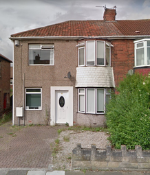 Thumbnail 2 bed flat to rent in Caroline Gardens, Wallsend