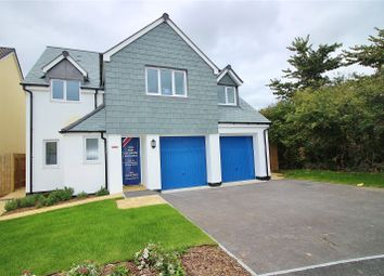 Thumbnail 5 bedroom detached house for sale in Mead Park Close, Bickington, Barnstaple