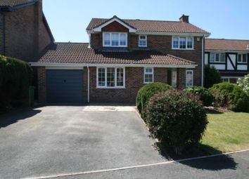 Thumbnail 5 bed detached house for sale in Greenwood Park Road, Plympton, Plymouth