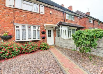 Thumbnail 3 bedroom terraced house for sale in Walsall Road, West Bromwich