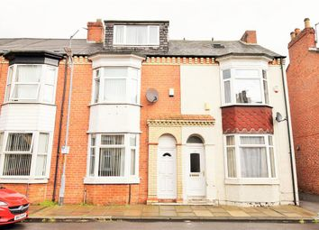 Thumbnail 3 bed terraced house for sale in Montrose Street, Middlesbrough