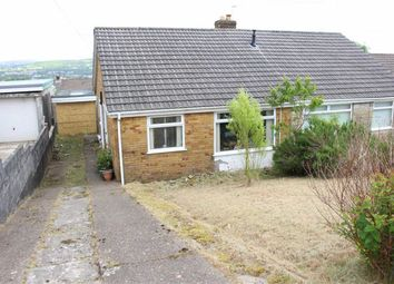 Thumbnail 2 bedroom semi-detached house for sale in Lan Manor, Morriston, Swansea