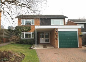 Thumbnail 4 bed detached house for sale in Greville Drive, Edgbaston, Birmingham