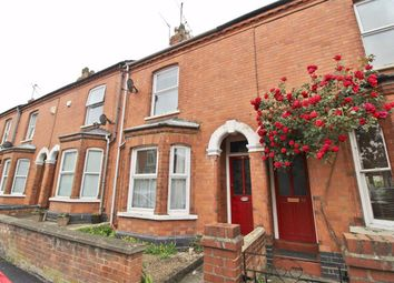 Thumbnail 3 bed terraced house to rent in Windsor Street, Wolverton, Milton Keynes
