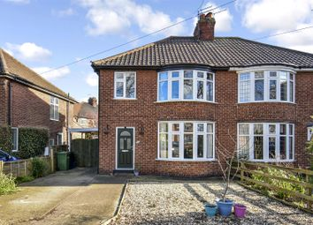 3 bed property for sale in Hamilton Drive East, York YO24