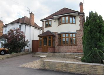 Thumbnail 4 bed detached house for sale in Narborough Wood Park, Desford Road, Enderby, Leicester