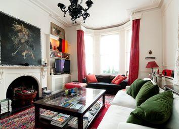 Thumbnail 3 bed maisonette to rent in Lexham Gardens, London