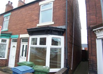Thumbnail 2 bedroom end terrace house to rent in Yorke Street, Mansfield Woodhouse, Mansfield, Nottinghamshire
