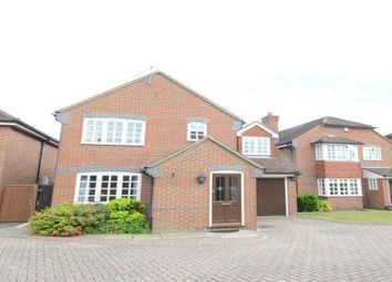 Thumbnail 3 bedroom link-detached house to rent in Norden Meadows, Maidenhead