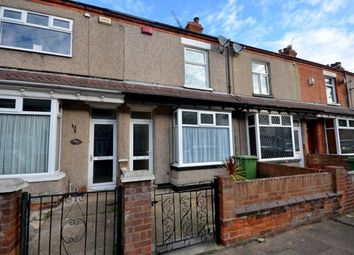Thumbnail 3 bed terraced house to rent in Fairmont Road, Grimsby