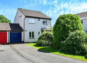 Thumbnail 3 bed detached house for sale in Harveys Close, Chudleigh Knighton, Chudleigh, Newton Abbot