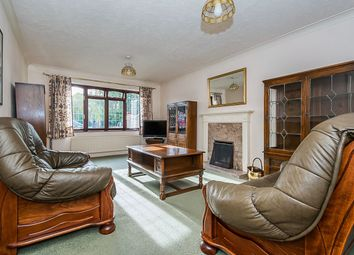 Thumbnail 4 bed detached house for sale in Sparrowgate Road, Wisbech